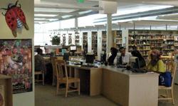 Library Interio